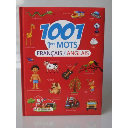 1001 premiers mots français anglais