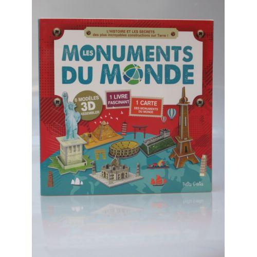les monuments du monde, l'histoire et les secrets des plus incroyables constructions sur terre!