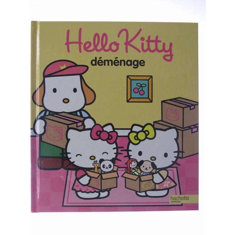 Hello Kitty déménage.