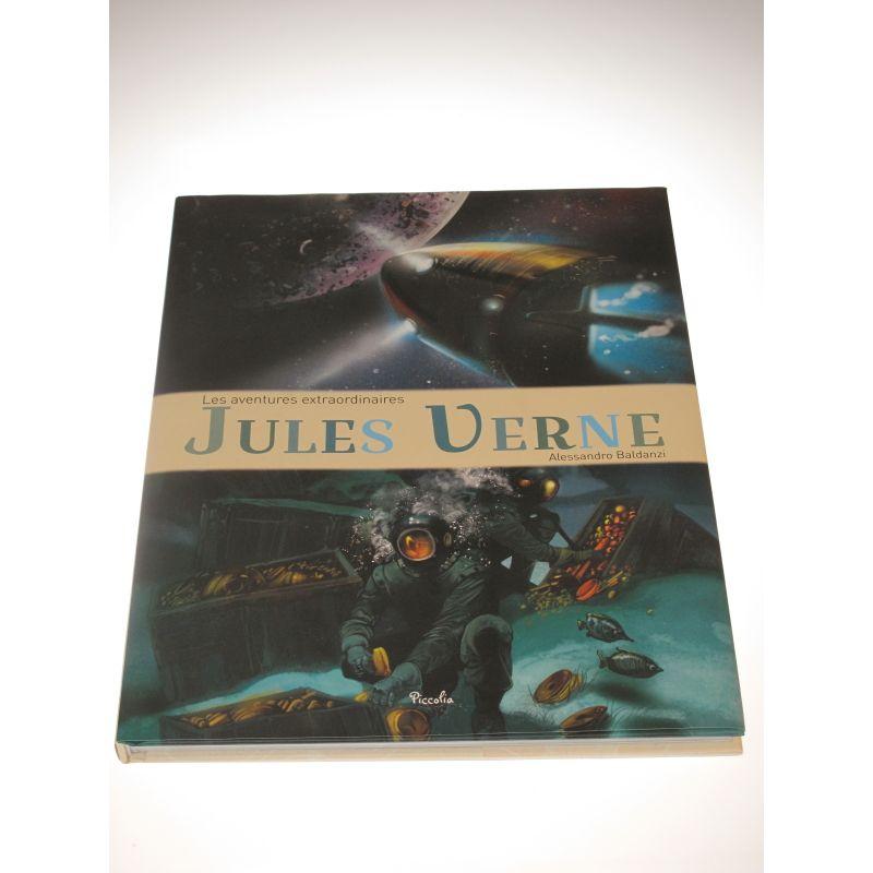 Les aventures extraordinaires Jules Verne.